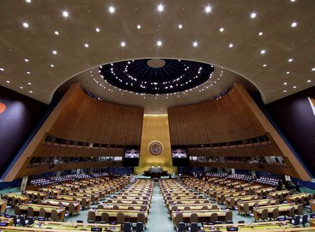 No one from Afghanistan will address world leaders at U.N