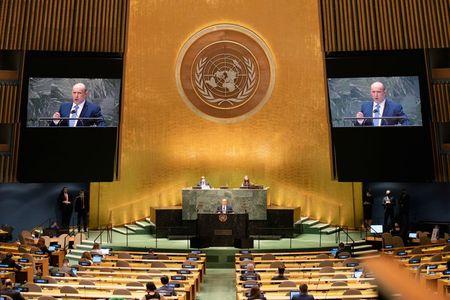 Israeli PM says Iran has crossed nuclear 'red lines'; Tehran calls it 'full of lies'