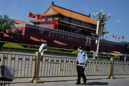 Access to website dedicated to Tiananmen victims appears restricted in Hong Kong