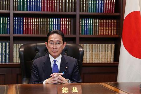 Japan's 'Shadow Shogun' Abe Assured Clout Over Next PM Fumio Kishida