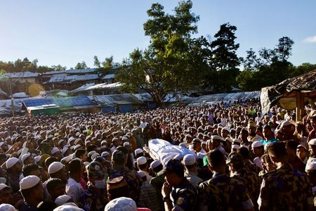 Killing of Top Rohingya Leader Underscores Violence in Bangladesh Camps