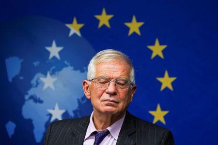 Afghanistan on verge of socio-economic collapse, EU's top diplomat says