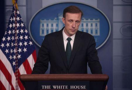U.S. envoy Sullivan to meet China's top diplomat amid high tensions
