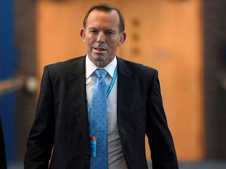 China denounces 'insane' Australian ex-PM Abbott for Taiwan remarks