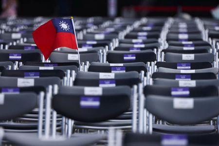 China denounces Taiwan president's speech
