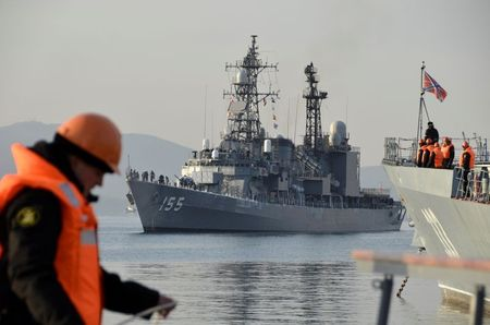 Analysis-With an eye on China, Japan's ruling party makes unprecedented defence spending pledge