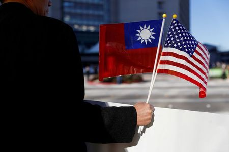 White House says U.S. commitment to Taiwan is 'rock solid'