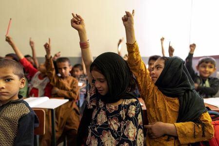 Afghanistan In Turmoil