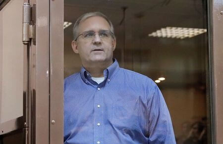 Russian court to consider transfer of jailed ex-U.S. Marine Whelan to U.S. – TASS