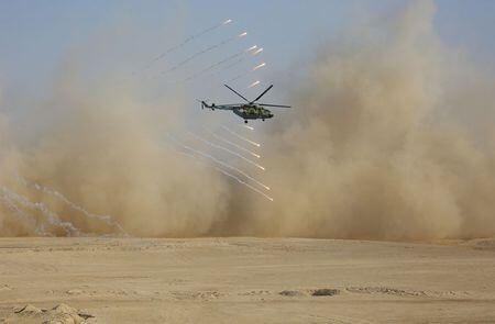 Russia-led bloc holds large-scale drills near Tajik-Afghan border