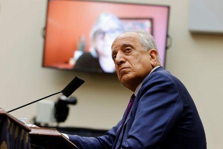 Top U.S. envoy to Afghanistan stepping down