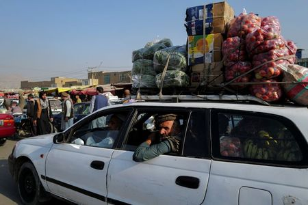 Afghanistan's economic collapse could prompt refugee crisis – IMF