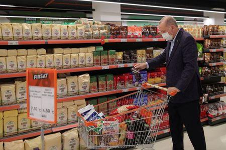 Turkey's Erdogan faces uphill battle to curb 'exorbitant prices'