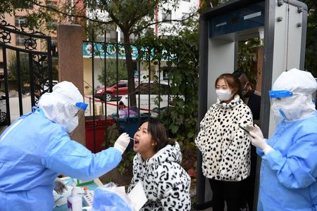 Parts of northern China brace for more COVID-19 lockdowns and curbs