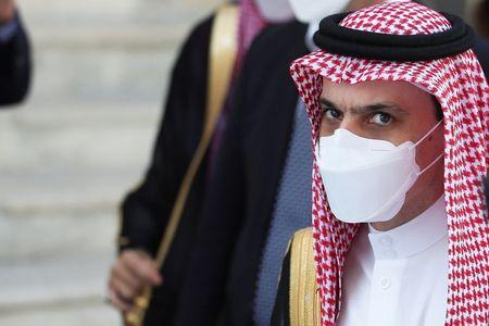 Saudi FM discusses Iran nuclear talks with EU envoy -statement
