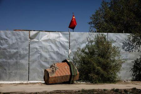 In U.N. showdown over Xinjiang, China says 'lies still lies'
