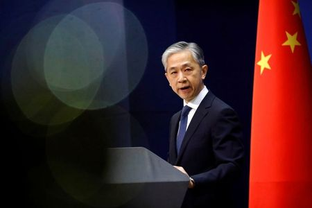 China urges U.S. to avoid sending wrong signals on Taiwan