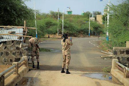 U.N. plane aborts landing as air strike hits Ethiopia's Tigray