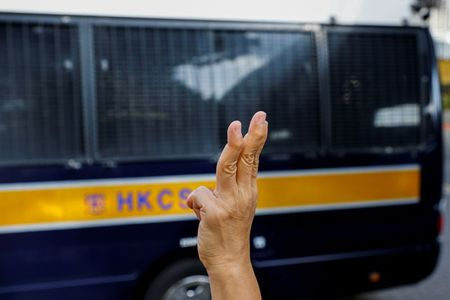 Hong Kong government criticises U.S. safe haven scheme for 'fugitives'
