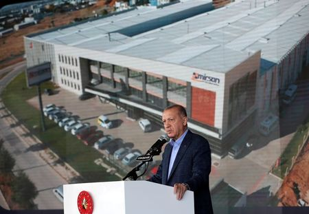 Turkey to expel U.S. envoy and nine others, Erdogan says